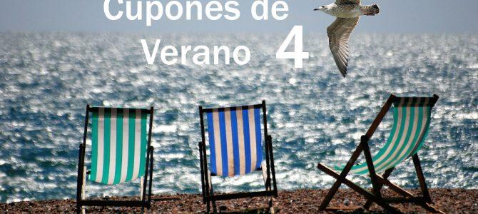 Cupones de Verano (IV)
