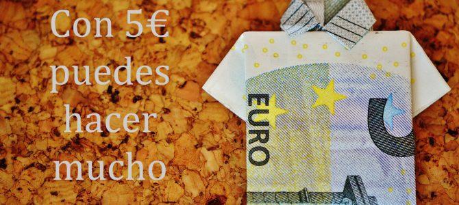 5€ pueden dar para mucho [ACTUALIZADO]