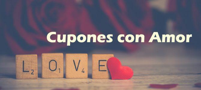 Cupones con corazon
